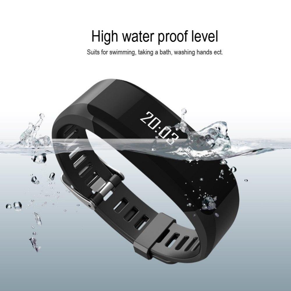 Riou Smartwatch Support Android iOS wasserdichte Gesundheits Fitness Tracker mit Blutdruck Pulsmesser Schrittz/ähler Aktivit/ätstracker Fitnessuhr Sportuhr f/ür Damen Herren