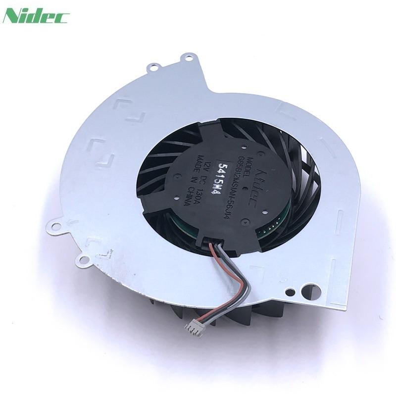 Nidec G85B12MS1AN-56J14 Replacement For PS4 1200 Internal CPU Cooling Fan  раскладка для an 85 135а 4м суперхром