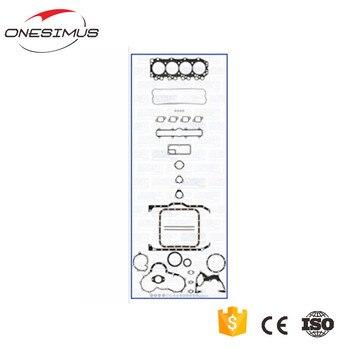 Один набор 4 цилиндра полный комплект прокладки головки OEM SE01-99-100/8AW4-10-271 для mazda Ha