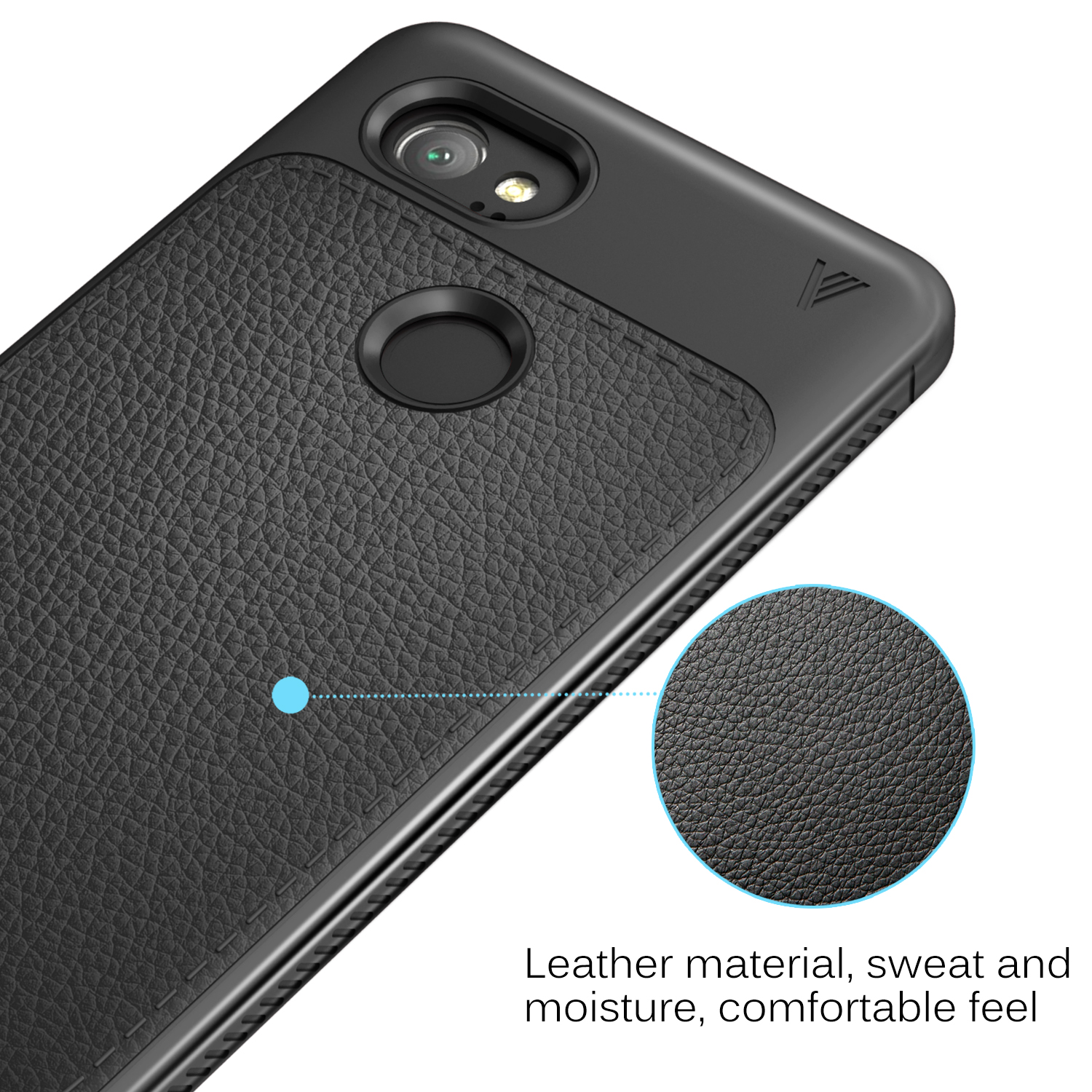 For Google Pixel2 XL Case Lenuo Soft TPU Silicone Back Cover Case For Google Pixel2 XL Phone Cases