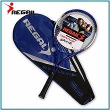 1 шт., высокое качество, алюминиевый сплав, теннисные ракетки, ракетки с сумкой, теннисные ручки, размер 4, 1/4, racchetta da Tennis, Сумка
