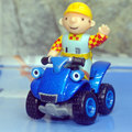Brand New Bob The Builder Toys BOB And ATV Diecast Metal Magnetic Car Toy For Gift/Children