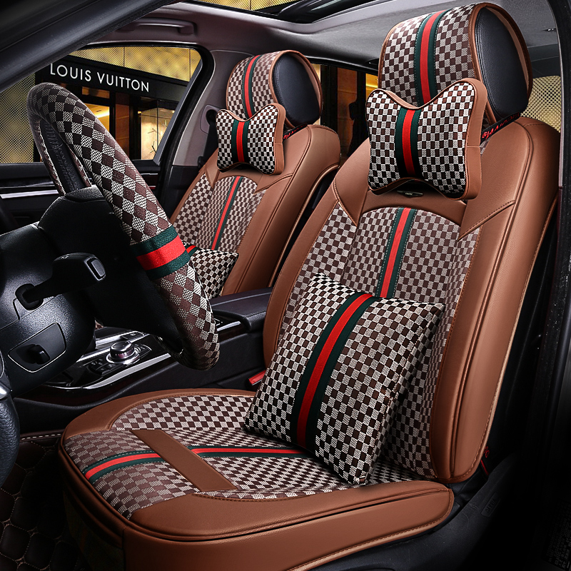 car seat cover auto seats case for acura mdx rdx alfa romeo 147 156 159 giulia giulietta mito tt mk1 in Automobiles Seat Covers from Automobiles Motorcycles