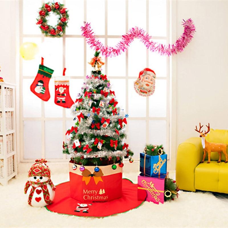 Aliexpress.com : Buy Non Woven Storage Box Christmas Tree Decorations Folding Tree Skirt Boxes ...