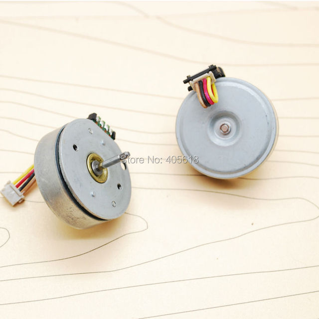 5 stücke 4 draht 3 phase Brushless motor dc Micro motor dia 29mm ...