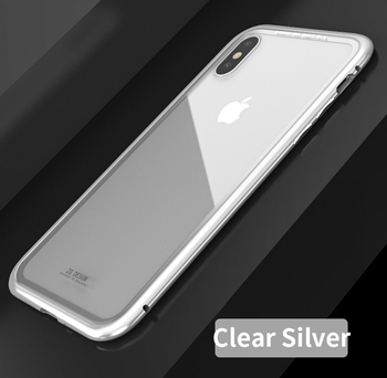 Case Compatible iPhone X Reinforced TPU Hybrid Cushion Rigid Back Panel Covers