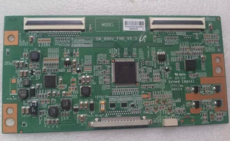 Бесплатная доставка, T-con ga_60hz_fhd_ _ 0,3 GA-60Hz-FHD-V0.3 оригинальные детали