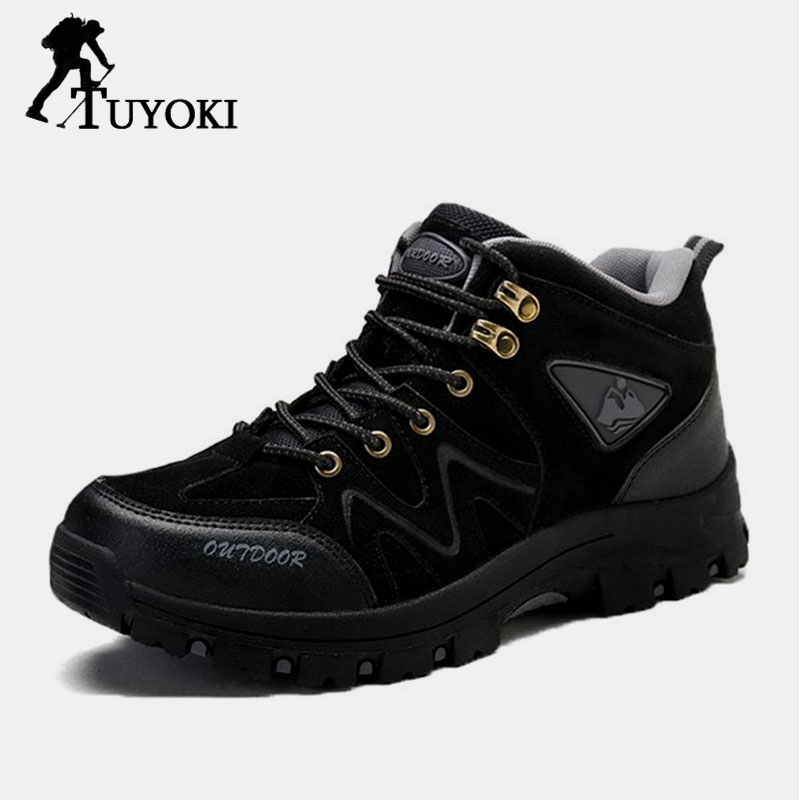 Tuyoki 4 couleurs mode printemps homme chaussures de randonnée Trekking quotidien Camping baskets chaussures hommes vacances mode Club chaussure taille 39-45
