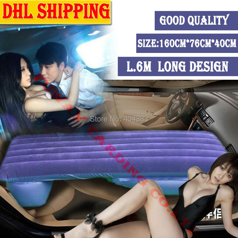 Single and Double Car Travel front Back Seat Cover Mattress Inflatable Bed for Land Rover Discovery 3/4 2 Sport Range Rover ...