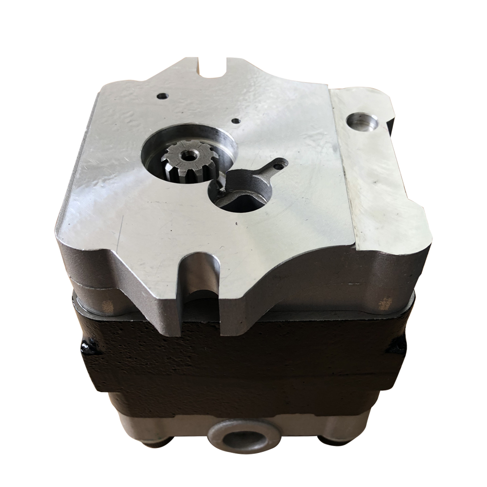 Gear pump NACHI PVD 2B 40 pilot pump repair kit for excavator