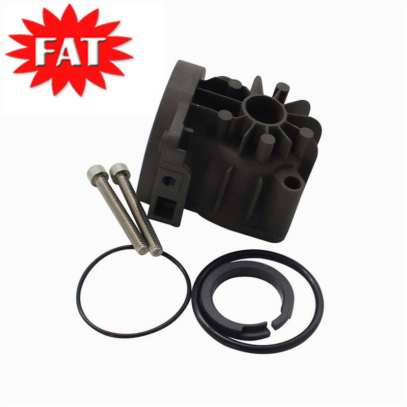 Luchtvering Compressor Cilinderkop & Zuiger Ring O Ring Schroeven Voor Mercedes W220 W211 Audi A6 C5 A8 D3 2203200104 4L0698007