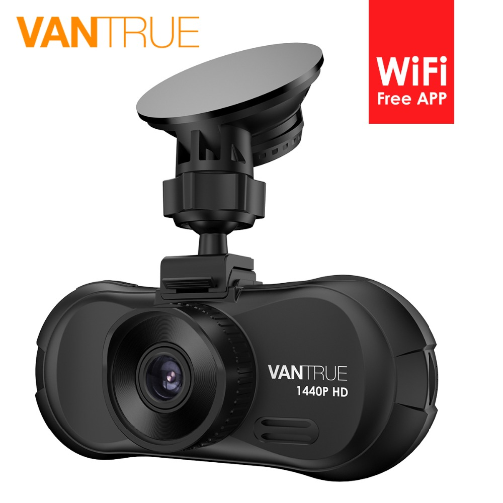 Vantrue X3 Dash Cam Wifi 2 5K 1440P Car DVR Camera 2 7 LCD Video Recorder