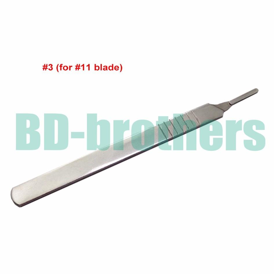 Dissection Materials - Scalpels & Blades