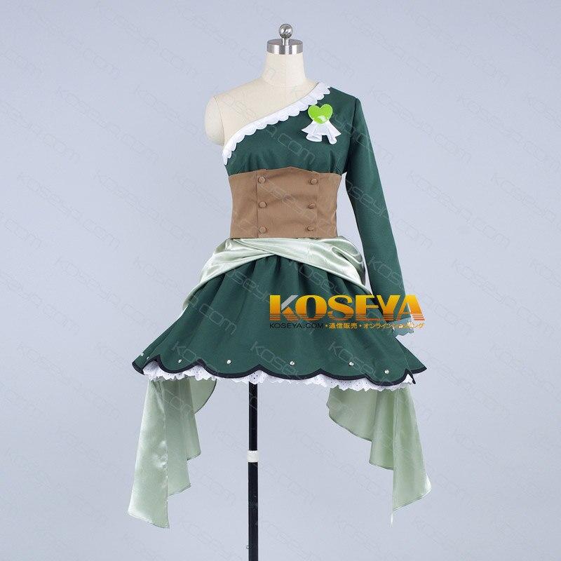 Asagi Prisme Cosplay Livraison Costume Personnalisé Suite Asuka Magique Gratuite Nana Uniformes wS4qf4xP