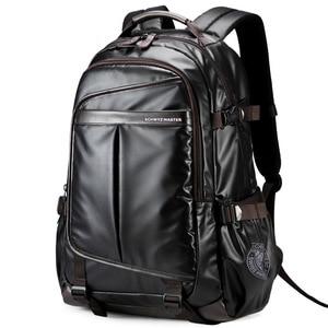 Wysokiej jakości 16 cal plecak na laptopa biznes wodoodporny podróży plecak wysokiej torba uczeń szkoły plecak
