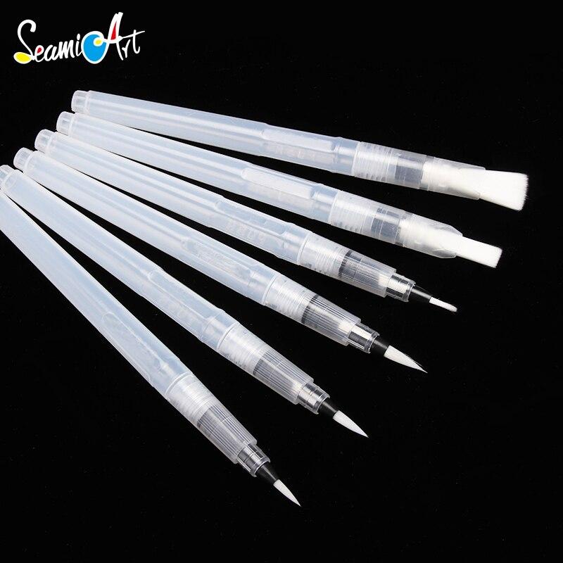 1-3-6peices-pinceau-rechargeable-pinceau-aquarelle-doux-pinceau-aquarelle-stylo-a-encre-pour-peinture-calligraphe-dessin-art-fournitures