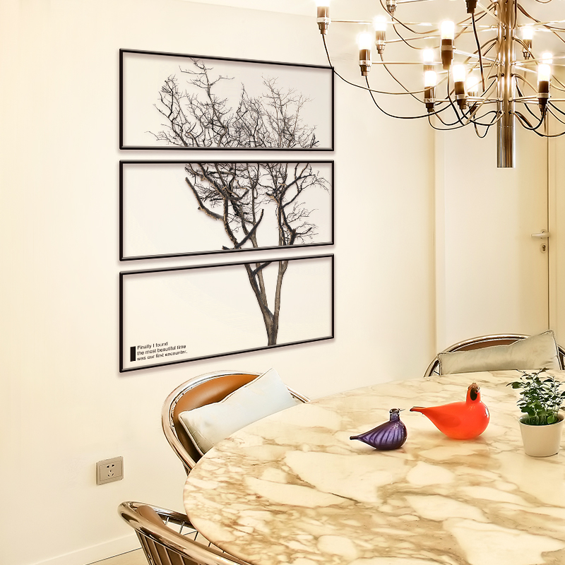 diy fotorahmen baum wandaufkleber wohnkultur wohnzimmer schlafzimmer wandtattoos poster home. Black Bedroom Furniture Sets. Home Design Ideas