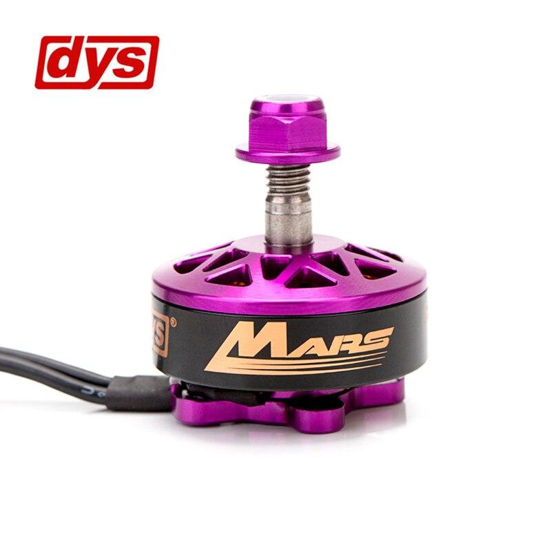 Original DYS Mars 2306 2400KV 2750KV 3-6S Racing Brushless Motor for FPV Racing high quality dys mars 2306 2400kv 2750kv 3s 6s brushless motor for rc quadcopter spare part fpv racer motors
