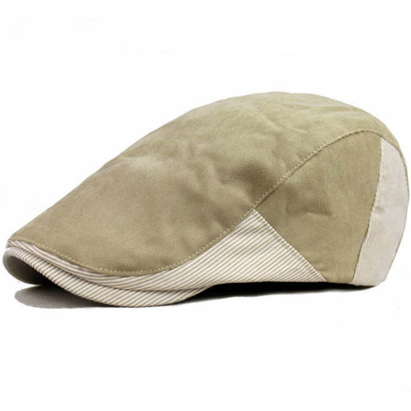 √DT592 algodón Gatsby Beret Cap newsboy Ivy sombrero caliente moda ...