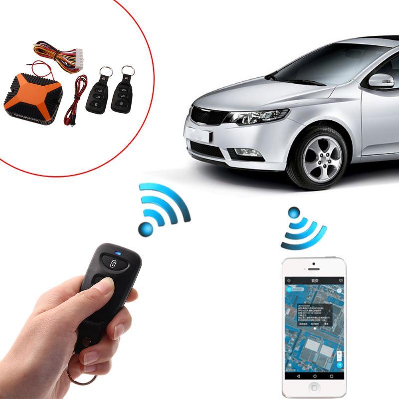 12V Car Alarm Systems Auto Car Burglar Alarm Central Door Lock Keyless Entry Security System with Remote Control Universa Newl