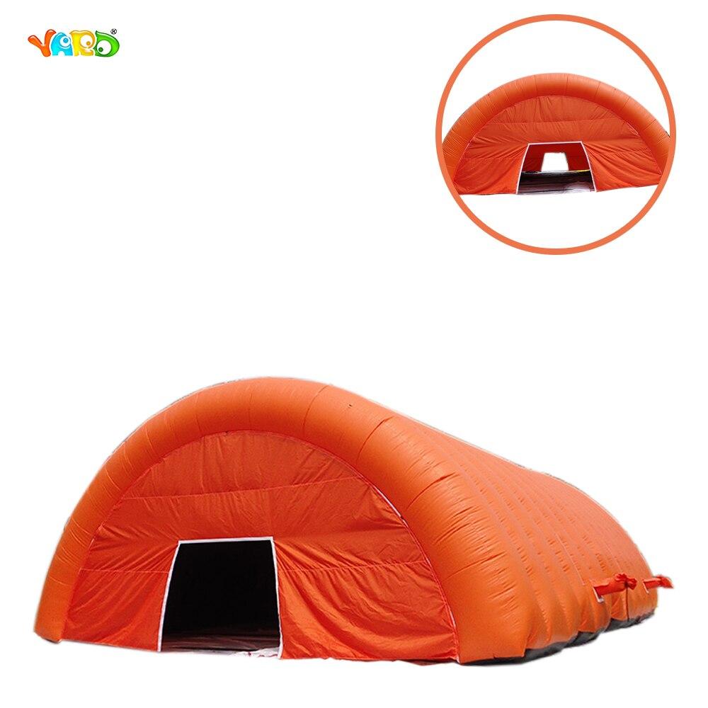 Большой надувной шатер для праздника от прямого завода