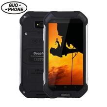 "4.5 ""Guophone V19 телефон с IP68 MTK6580 Android 6.0 3 г GPS 2gbram 16gbrom 4.5 дюймов экран противоударный водонепроницаемый смартфон"
