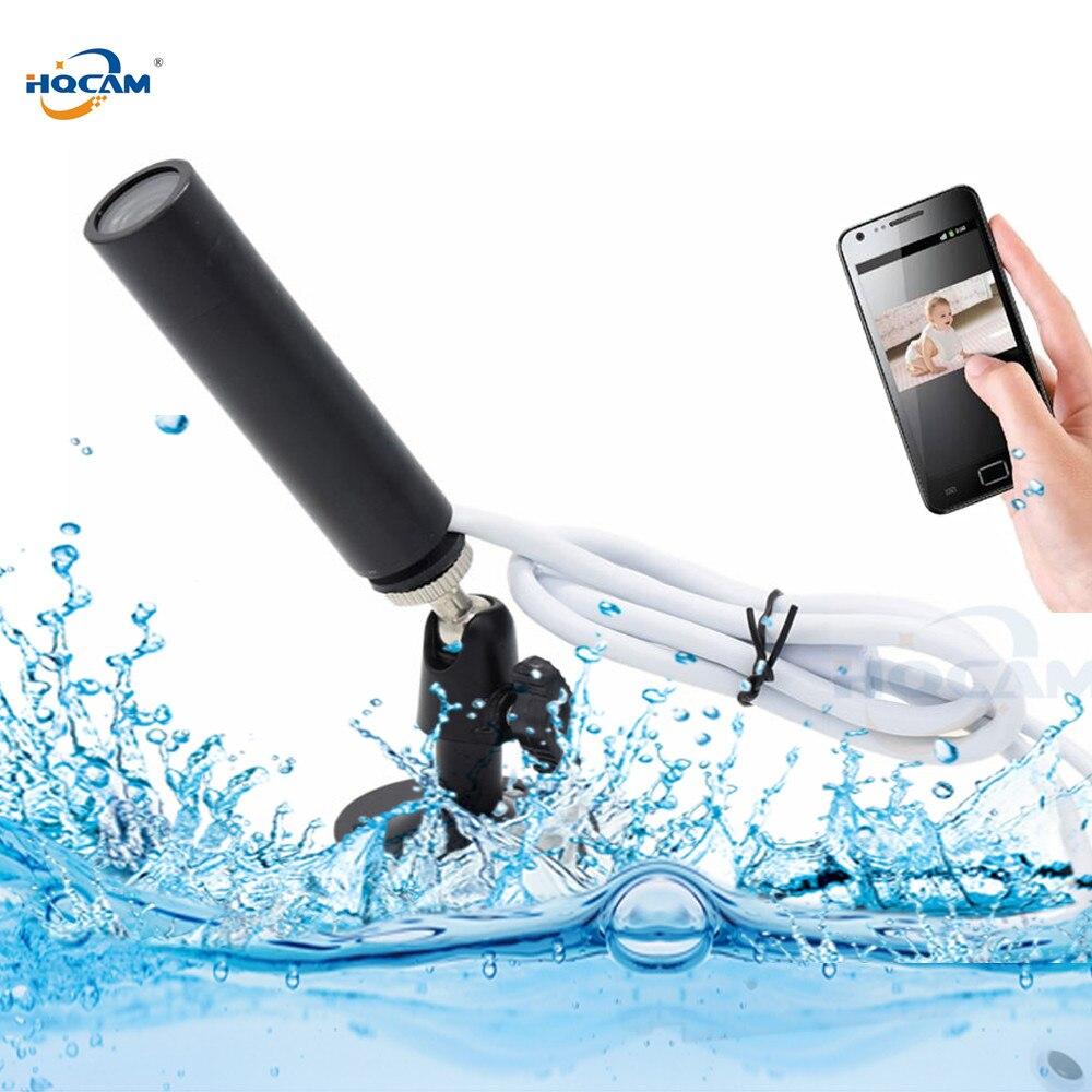 1080 p POE puissance mini étanche ip Caméra de Surveillance Réseau Vedio Caméra Soutien Onvif Mini caméra ip mini Bullet WEB caméra