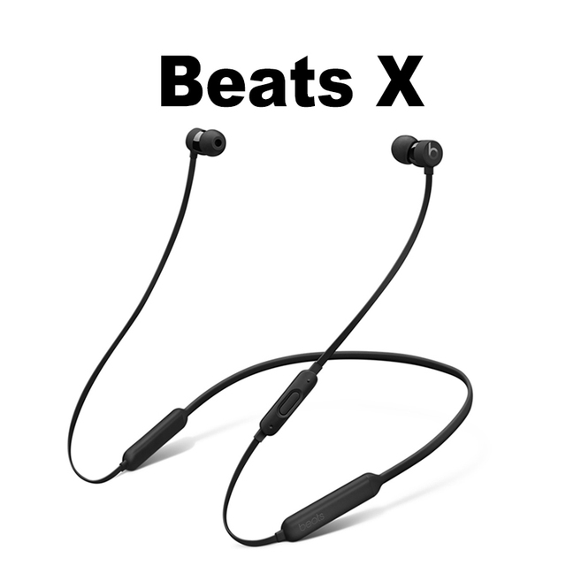 468ba11db09 Beats BeatsX Wireless Bluetooth W1 Chip In-ear Earphones w/Mic Hands-free  Calls Stereo Music Microphone support MobilePhone