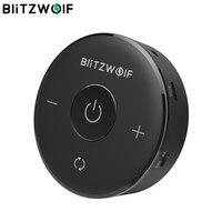 BlitzWolf 2 в 1 беспроводной bluetooth 4,1 приемник передатчик Hi-Fi 3,5 мм вспомогательный приемник аудио стерео музыкальный адаптер для ТВ ПК телефон