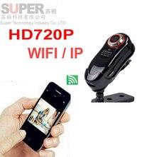 E8 720 P HD мини-камера WIFI Камера Беспроводная IP-КАМЕРА Микро Карты Памяти SD wi-fi камеры видеонаблюдения монитор камеры motion detection alarm