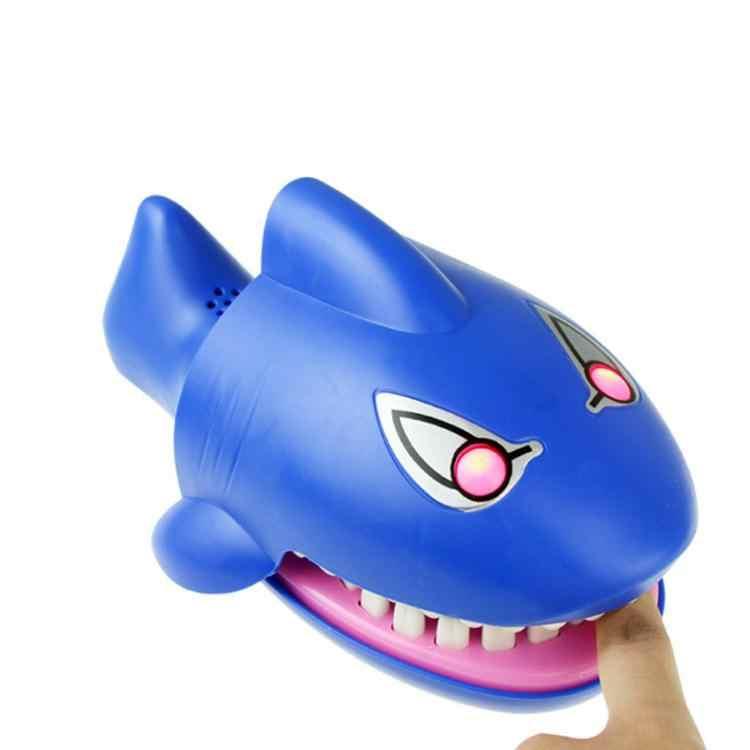 Животное акула укус игра кусаться хитрый флэш звук семья весело шалость игрушки