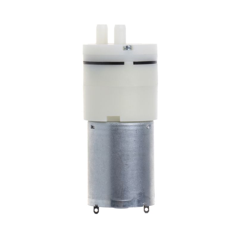DC 3V Micro 370B Air Pump Electric Vacuum Pump Mini Pumping Booster For Medical