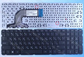 New RUSSIA RU Black Laptop keyboard for HP Pavilion HP 15t 15 15-e087sr e052sr 710248-251 Black keyboard without frame
