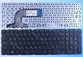 Nova rússia RU preto teclado portátil para HP Pavilion HP 15 t 15 15-e087sr 1515-e087sr 710248 - 251 teclado preto sem moldura