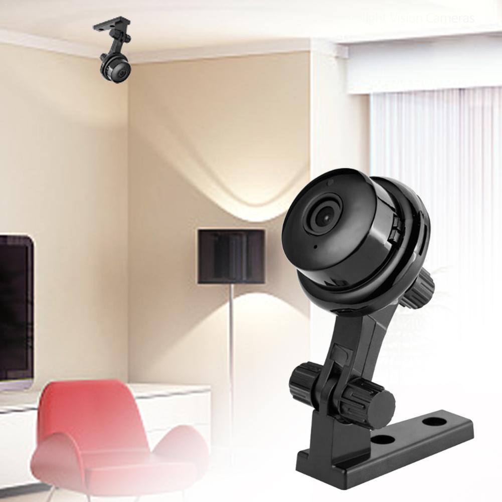 Camera Wireless Wifi Micro Surveillance 1080p HD Mini Low Night Vision Cameras