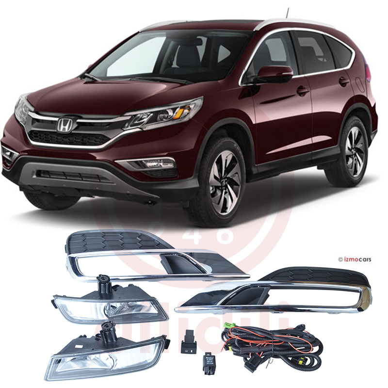 Oem Fog Light Lamp Kit For Honda Crv Cr V 2014 2015 2016