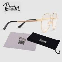 PATEZIM Vintage Aviator Sunglasses Women Brand Design Transparent Glasses Men Superstar GG Ray 2016 oculo de sol feminino banned