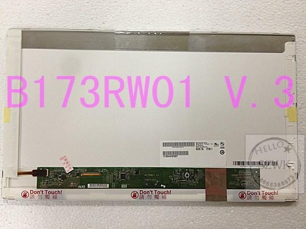 17.3 pulgadas N173O6-L02 rev. C1 LED ltn173kt01, pantalla B173RW01 V.2 V.4 V.5 LP173WD1 ( TL ) ( A1 ) LTN173KT02 N173FGE-L21 pines LCD Panel
