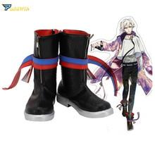 купить IDOLiSH7 Kujo Tenn  Cosplay Shoes Custom Made Boots недорого