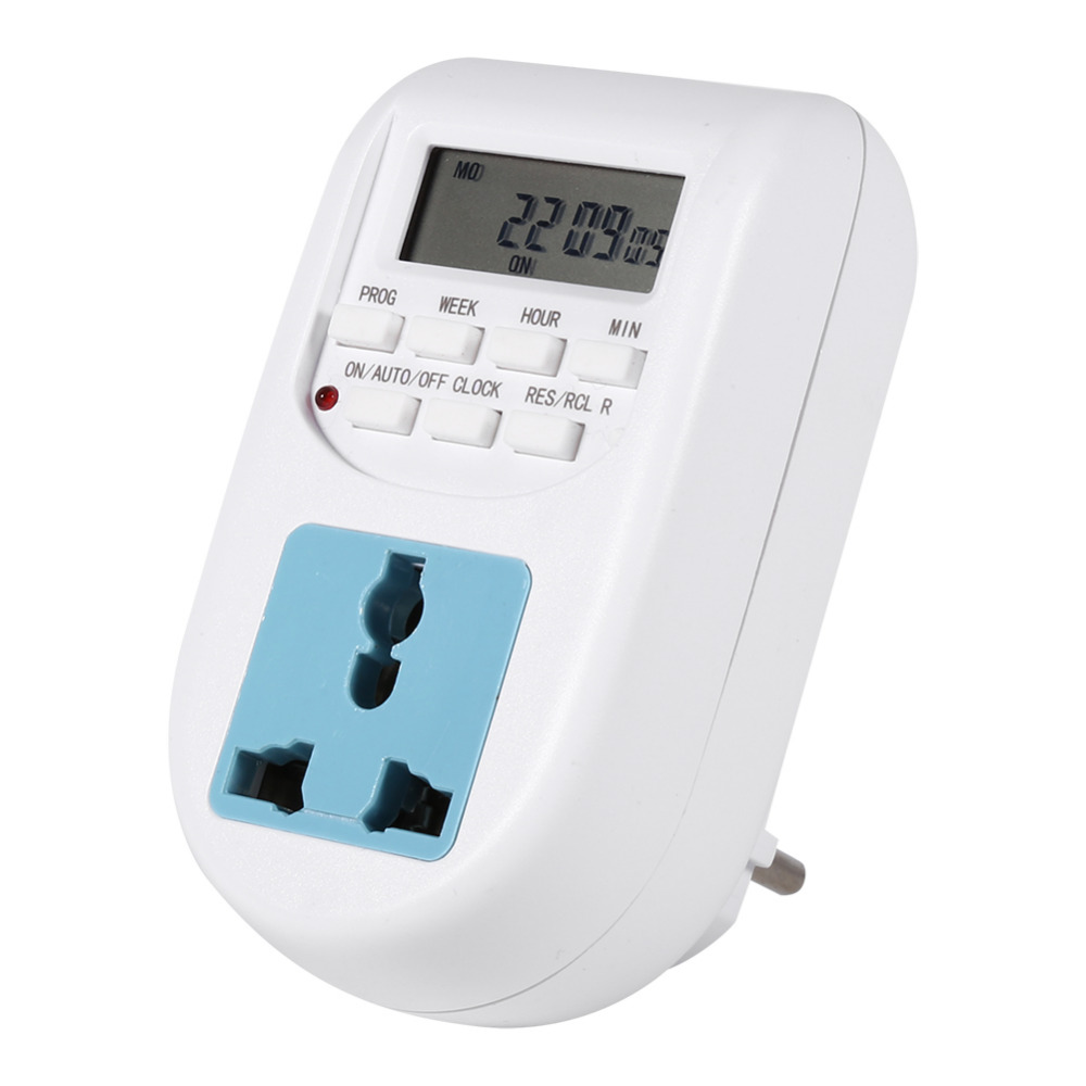 Eu-stecker Energiesparende Timer Programmierbarer Elektronischer ...