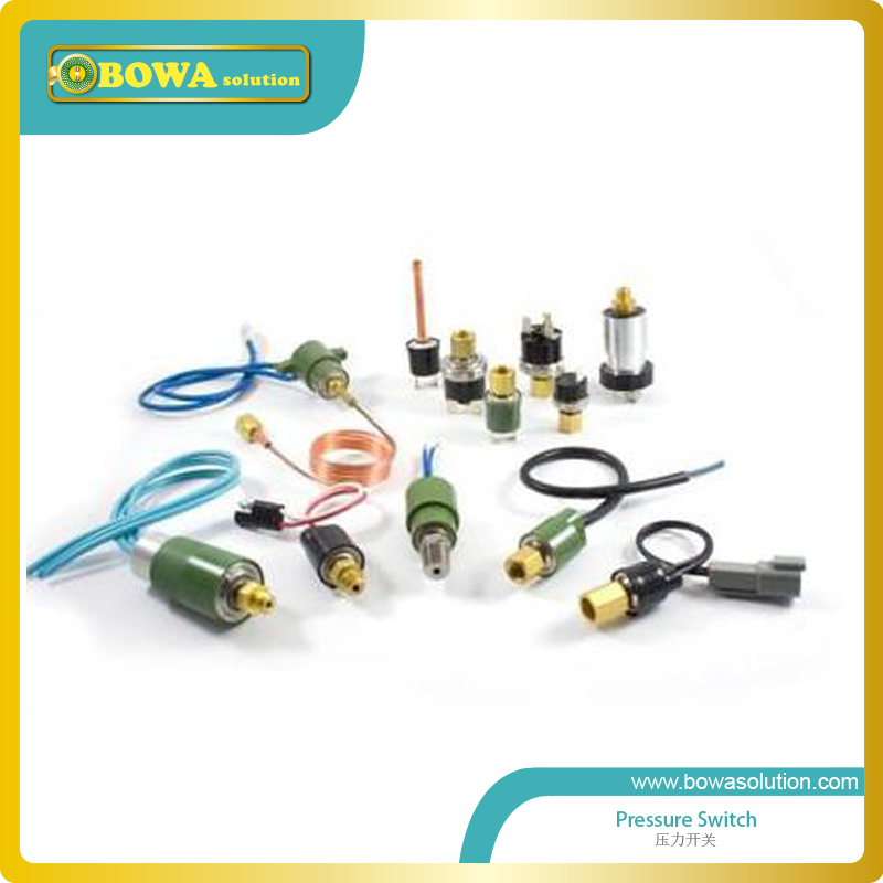 102drawing 50PSI open and 30PSI close autoreset and normal open pressure switches with 3mrts cable for ice maker machine 102 drawing 160psi open and 130psi close auto reset pressure switches for beverage cooler
