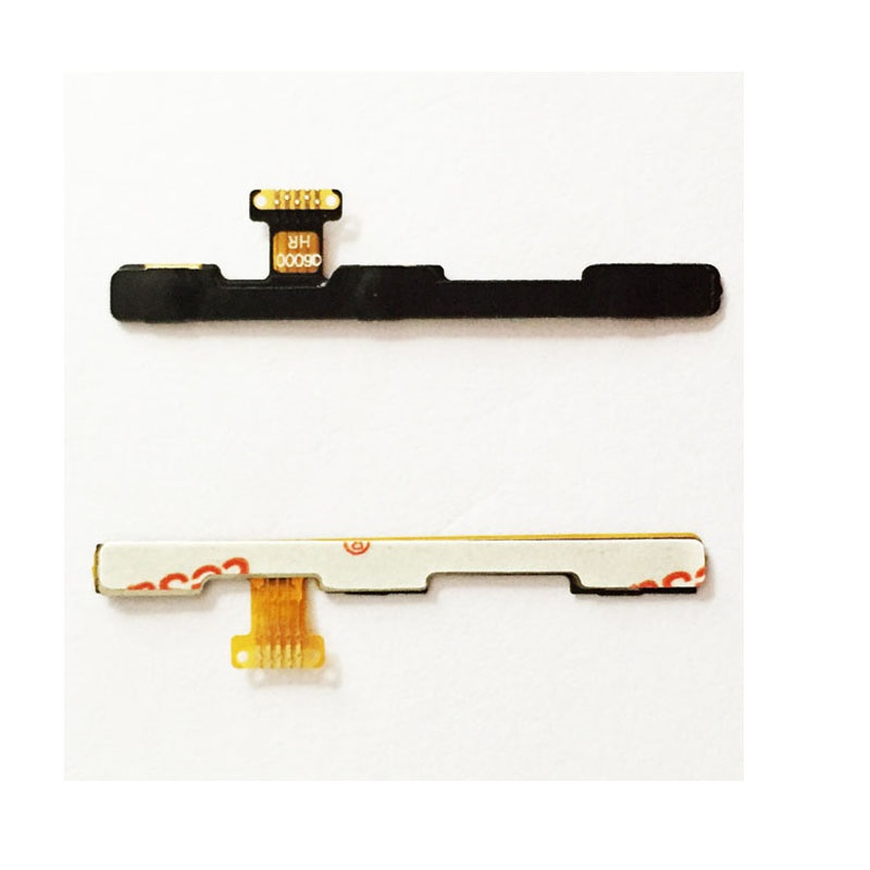 US $1 82 8% OFF|2Pcs/lot ,Power Button On Off Flex Cable For Lenovo A6000  K3 K30 T K30 W Volume Switch Connector Ribbon Parts-in Mobile Phone Flex
