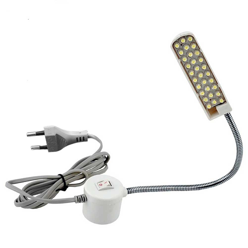 30pcs LED Bulbs LED lamp Magnet Sewing machine lamp table lamp with Flexible arm 1.5W US/EU Plug30pcs LED Bulbs LED lamp Magnet Sewing machine lamp table lamp with Flexible arm 1.5W US/EU Plug
