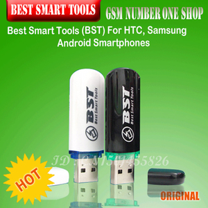Image 3 - gsmjustoncct BST dongle for HTC SAMSUNG xiaomi unlock screen S6 S3 S5 9300 9500 lock repair IMEI record date Best Smart  dongle