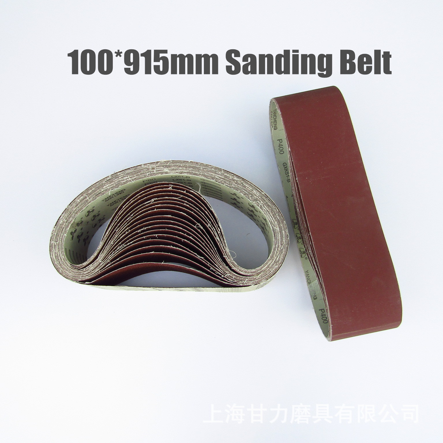 "20pcs 1/"" x 30/"" Sharpening Polishing 2000 Grit Micron Sanding Belts"