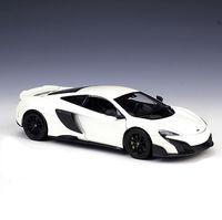 Welly 1:24 Mclaren 675LT Diecast Model Sports Racing Car Vehicle NEW IN BOX