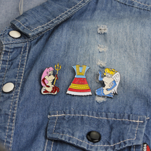 Angels and Demons Metal Enamel Pin Bag Badge Brooch Lapel Custom Gift for Kids Girl