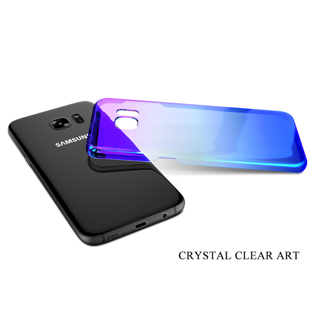 the latest a0848 65574 US $4.99 |FLOVEME Plating Gradual Case For Samsung Galaxy A5 A3 Cases  Changing Color Transparent Cover For Samsung A Series 2016 2017 Case-in  Fitted ...