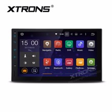 "XTRONS 7"" Multi-touch Screen Android 6.0 Quad Core Universal Car Stereo Player DAB+ Tuner WIFI 3G 4G TPMS 1080P NO DVD drive"