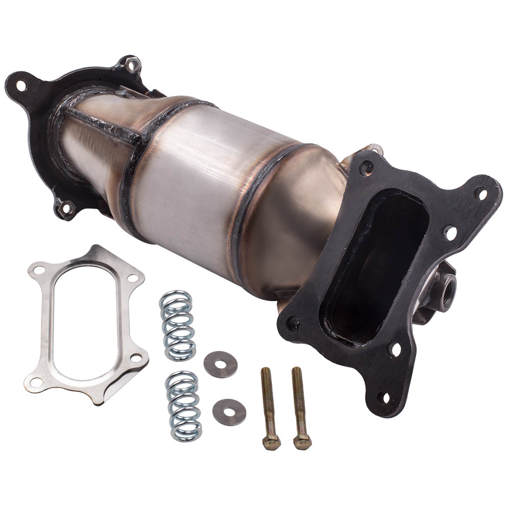 exhaust manifold catalytic converter for honda accord 2008 2012 2 4l 4cyl 17327 40870 16590 641281